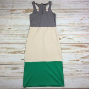 Lucca Couture Maxi/Midi Sleeveless Tank Dress